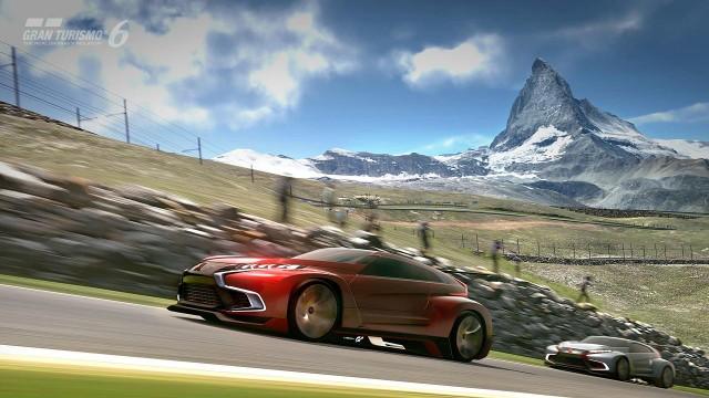 Mitsubishi Concept XR-PHEV EVOLUTION Vision Gran Turismo: Nuevo prototipo para Gran Turismo 6 2