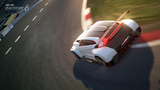 Mitsubishi Concept XR-PHEV EVOLUTION Vision Gran Turismo: Nuevo prototipo para Gran Turismo 6 3
