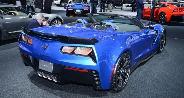 Motor híbrido para el próximo Chevrolet Corvette 3