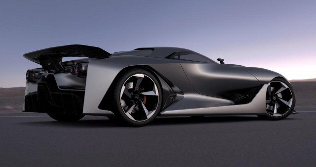Nissan Concept Vision 2020 Gran Turismo: ¿Un avance del R36? 5