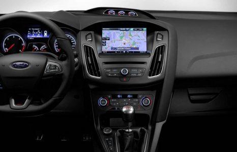 Ford Focus ST 2015: Cambios estéticos y ahora con motor TDCI