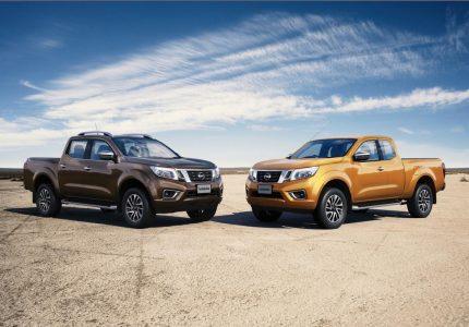 Nissan NP300 Navara: Siguiendo la tendencia estética