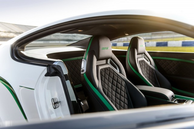 Oficial: Bentley Continental GT3-R 3