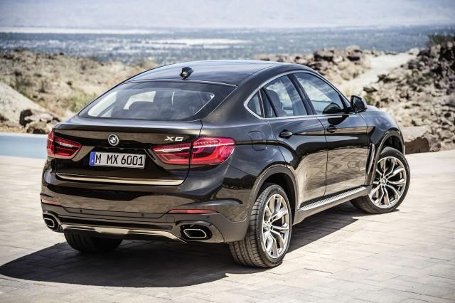 Oficial: BMW X6 2014 2