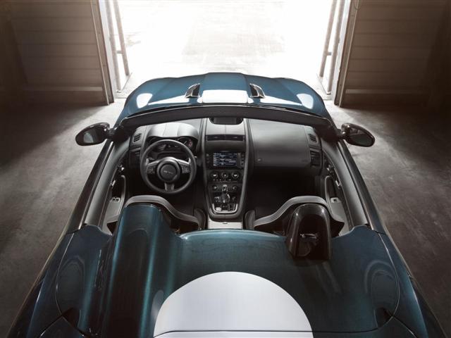 Oficial: Jaguar F-Type Project 7 3
