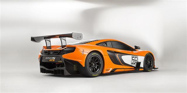 Oficial: McLaren 650S GT3, información y fotos 2