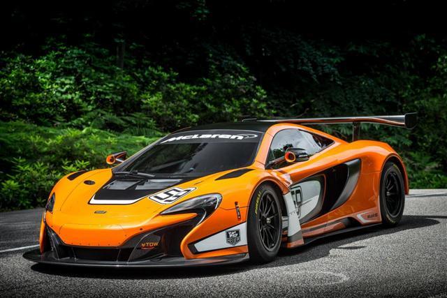 Oficial: McLaren 650S GT3, información y fotos 3