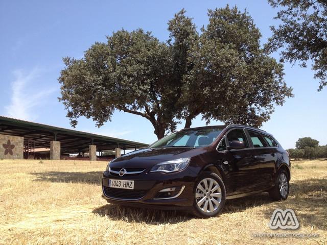 Probamos la nueva gama de motores diésel de Opel 2