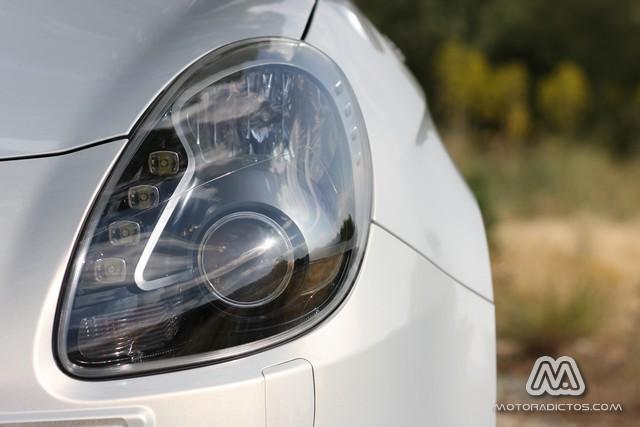 Prueba: Alfa Romeo Giulietta 2.0 JTDm 150 CV (diseño, habitáculo, mecánica) 2