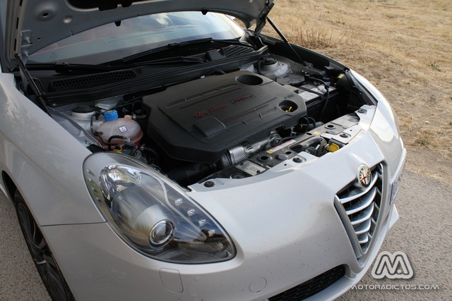 Prueba: Alfa Romeo Giulietta 2.0 JTDm 150 CV (diseño, habitáculo, mecánica) 4