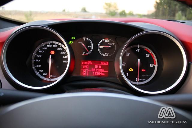 Prueba: Alfa Romeo Giulietta 2.0 JTDm 150 CV (diseño, habitáculo, mecánica) 7