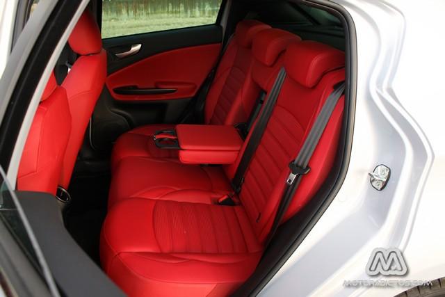 Prueba: Alfa Romeo Giulietta 2.0 JTDm 150 CV (diseño, habitáculo, mecánica) 8
