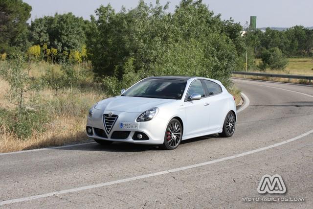 Prueba: Alfa Romeo Giulietta 2.0 JTDm 150 CV (diseño, habitáculo, mecánica) 10