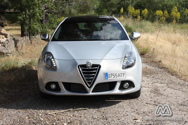 Prueba: Alfa Romeo Giulietta 2.0 JTDm 150 CV (equipamiento, comportamiento, conclusión) 4