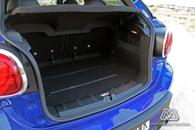 Prueba: Mini Cooper S Paceman ALL4 (diseño, habitáculo, mecánica) 10