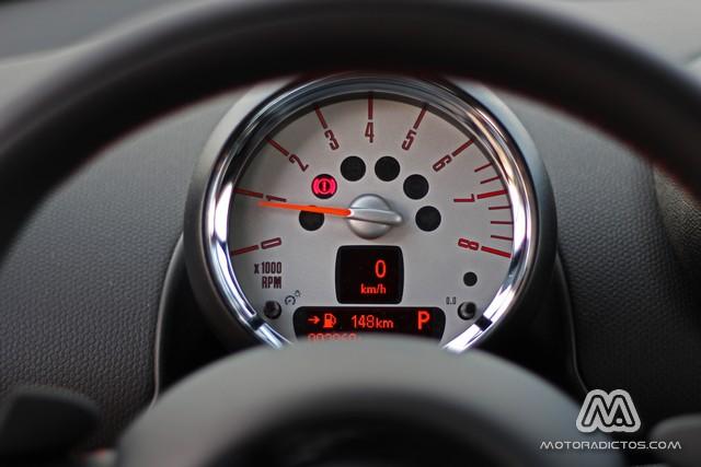 Prueba: Mini Cooper S Paceman ALL4 (diseño, habitáculo, mecánica) 11