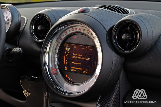 Prueba: Mini Cooper S Paceman ALL4 (diseño, habitáculo, mecánica) 12