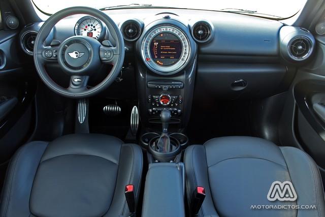 Prueba: Mini Cooper S Paceman ALL4 (diseño, habitáculo, mecánica) 13