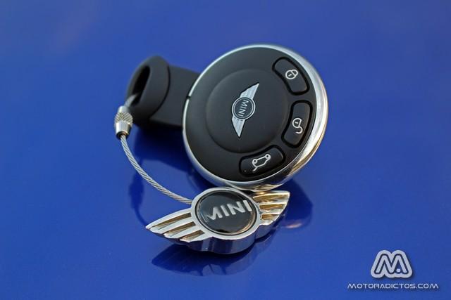 Prueba: Mini Cooper S Paceman ALL4 (equipamiento, comportamiento, conclusión) 6