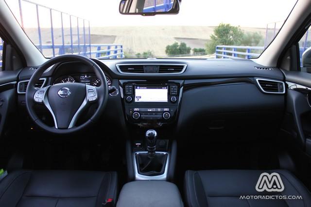 Prueba: Nissan Qashqai dCi 130 CV 4x4i (diseño, habitáculo, mecánica) 3