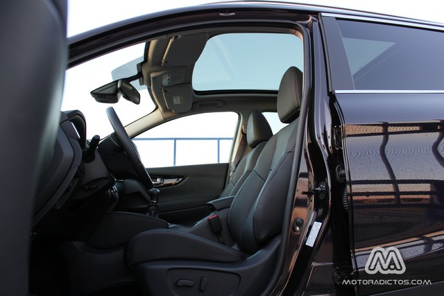 Prueba: Nissan Qashqai dCi 130 CV 4x4i (diseño, habitáculo, mecánica) 8