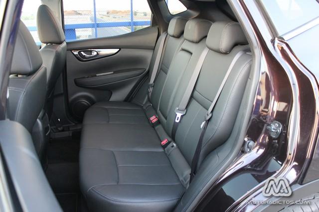Prueba: Nissan Qashqai dCi 130 CV 4x4i (diseño, habitáculo, mecánica) 9