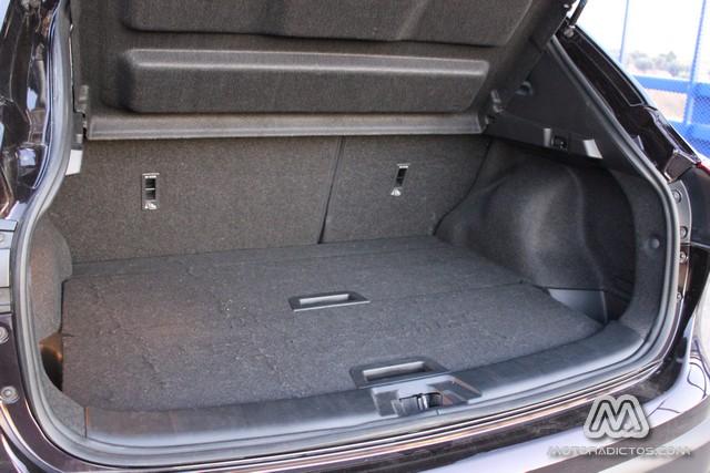 Prueba: Nissan Qashqai dCi 130 CV 4x4i (diseño, habitáculo, mecánica) 10