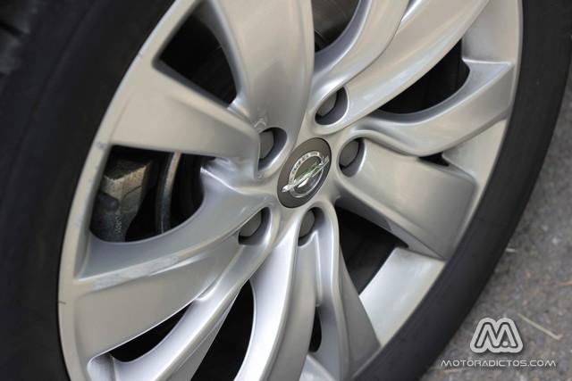 Prueba: Opel Cabrio 1.4 140 CV (diseño, habitáculo, mecánica) 2