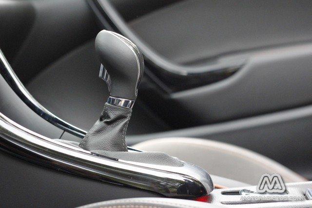 Prueba: Opel Cabrio 1.4 140 CV (diseño, habitáculo, mecánica) 9