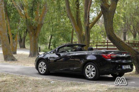 Prueba: Opel Cabrio 1.4 140 CV (equipamiento, comportamiento, conclusión)