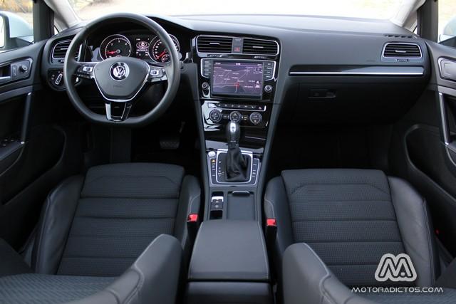 Prueba: Volkswagen Golf Variant TDI 150 CV DSG (diseño, habitáculo, mecánica) 3