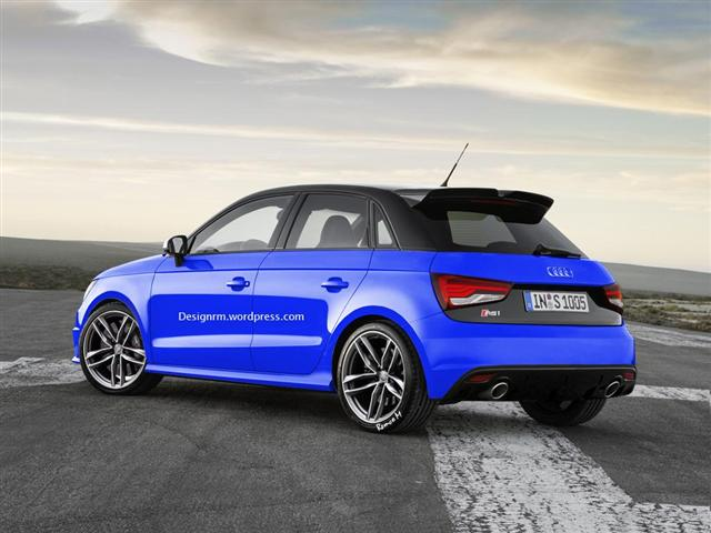 ¿Qué esperamos del Audi RS1? 1