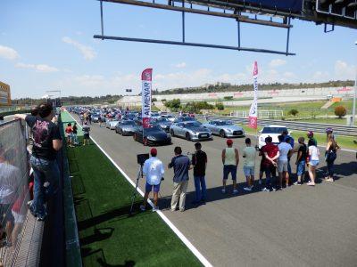 Concluye la octava concentración del Nissan Racing Club de España