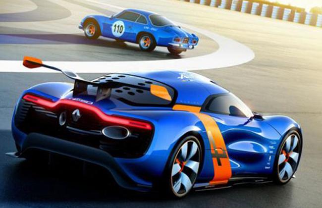 Renault seguirá adelante con su nuevo Alpine, pese al divorcio con Caterham 2