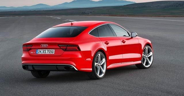 Saluda al nuevo Audi RS7 2014 1