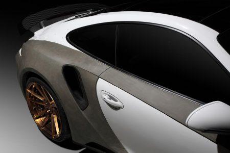 TopCar anuncia su Porsche 911 Turbo Stinger GTR