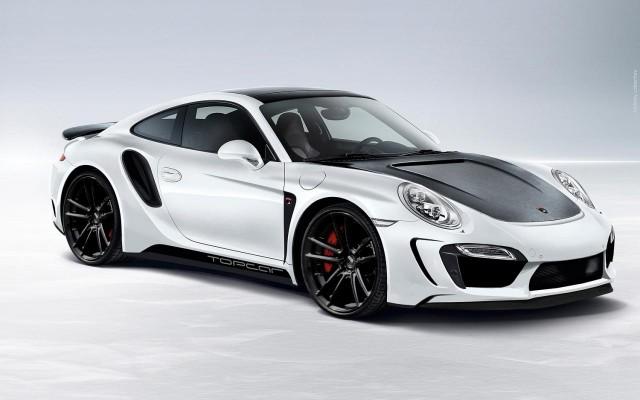 TopCar anuncia su Porsche 911 Turbo Stinger GTR 1