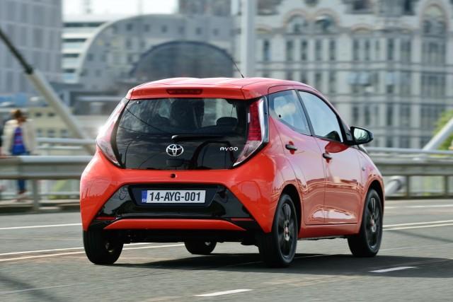 Toyota Aygo 2014: Estrenando un aspecto mucho más juvenil 2
