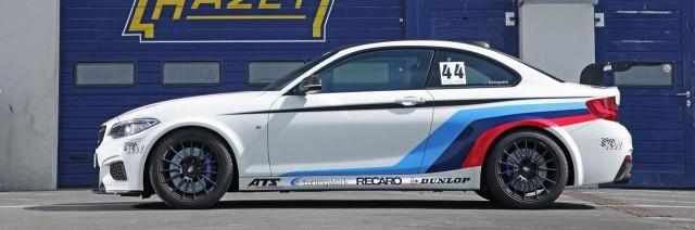 Tuningwerk se atreve con el BMW M235i 2