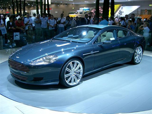 Un vistazo al quizás próximo Aston Martin Rapide 2