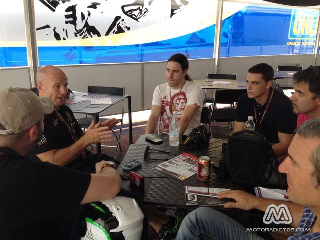 Una visita a las entrañas de MotoGP 9