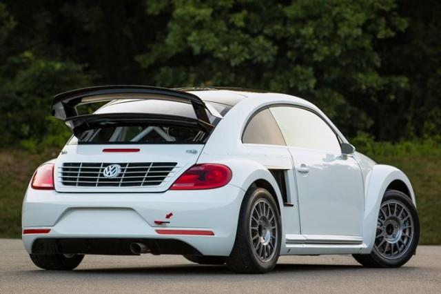 Volkswagen anuncia el Beetle GRC, una bestia de 544 caballos 2