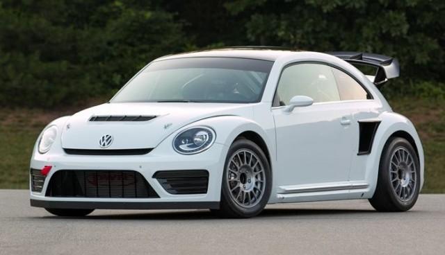 Volkswagen anuncia el Beetle GRC, una bestia de 544 caballos 3