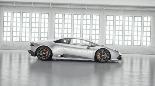 "Wheelsandmore presenta el Lamborghini Huracán LP850-4 ""Lucifero"" 2"