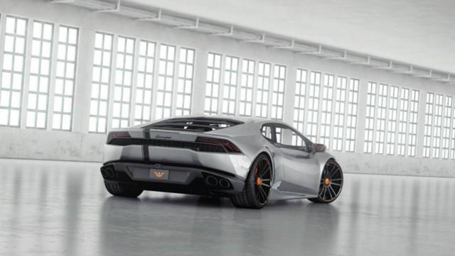 "Wheelsandmore presenta el Lamborghini Huracán LP850-4 ""Lucifero"" 3"