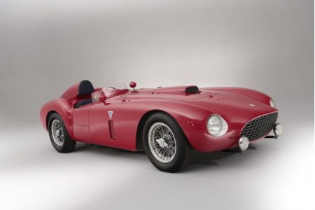 Pagan 18.3 millones de dólares a cambio de un Ferrari 375 Plus