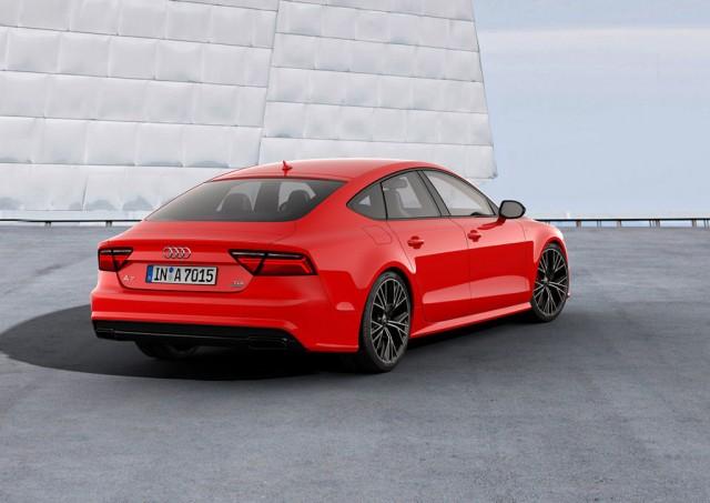 Audi A7 Sportback 3.0 TDI Competition: 326 CV con tecnología Clean Diesel 1