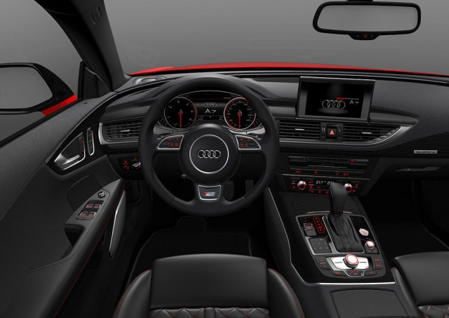 Audi A7 Sportback 3.0 TDI Competition: 326 CV con tecnología Clean Diesel 3