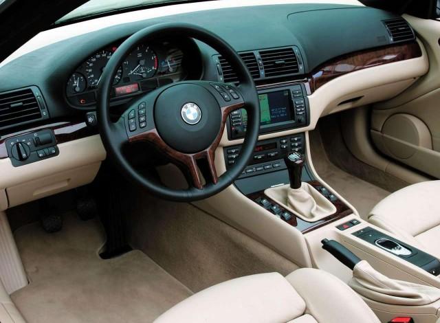 BMW llama a revisión a 1,6 millones de E46 por un defecto en los airbag 1