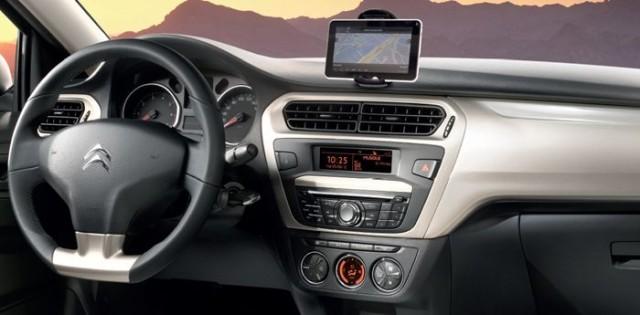 Citroën C-Elysée Millenium: Un completo equipamiento 1